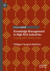 Cover Knowledge Management in High Risk Industries