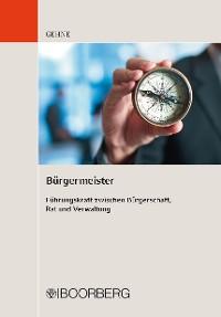 Cover Bürgermeister
