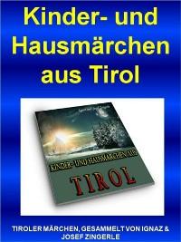 Cover Kinder- und Hausmärchen aus Tirol