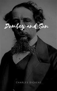 Cover Dombey and Son Illustrated Edition