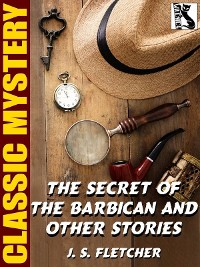 Cover The Secret of the Barbican and Other Stories