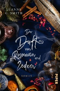 Cover Der Duft von Rosmarin und Zedern