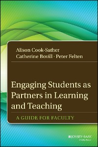 Cover Engaging Students as Partners in Learning and Teaching