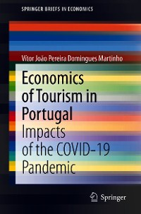 Cover Economics of Tourism in Portugal