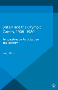 Cover Britain and the Olympic Games, 1908-1920