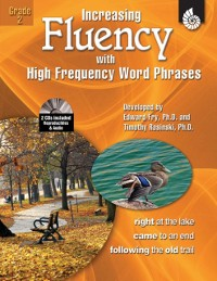 Cover Increasing Fluency with High Frequency Word Phrases Grade 2 ebook