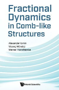 Cover Fractional Dynamics In Comb-like Structures