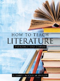 Cover How to Teach Literature