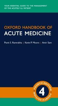 Cover Oxford Handbook of Acute Medicine
