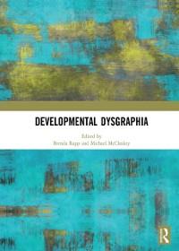 Cover Developmental Dysgraphia