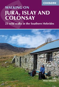 Cover Walking on Jura, Islay and Colonsay