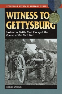 Cover Witness to Gettysburg