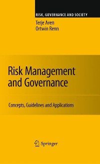 Cover Risk Management and Governance