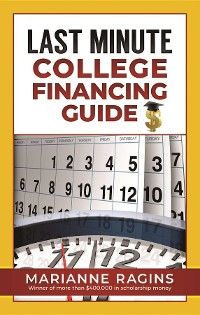 Cover Last Minute College Financing Guide
