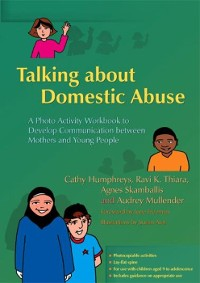 Cover Talking about Domestic Abuse