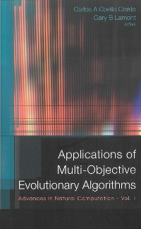 Cover Applications Of Multi-objective Evolutionary Algorithms