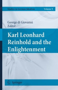 Cover Karl Leonhard Reinhold and the Enlightenment