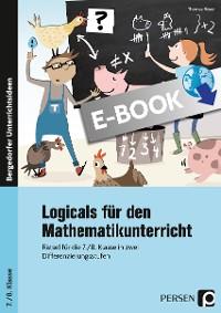 Cover Logicals für den Mathematikunterricht