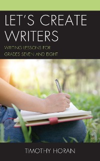 Cover Let's Create Writers
