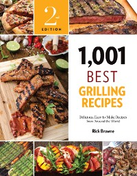 Cover 1,001 Best Grilling Recipes