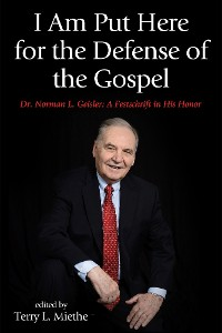Cover I Am Put Here for the Defense of the Gospel