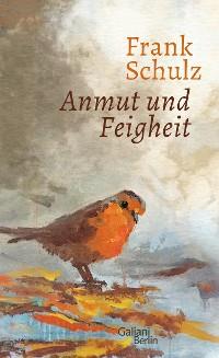 Cover Anmut und Feigheit