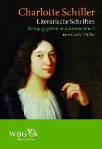 Cover Literarische Schriften
