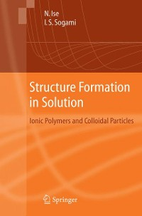 Cover Structure Formation in Solution