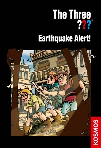 Cover The Three ???, Earthquake Alert! (drei Fragezeichen)