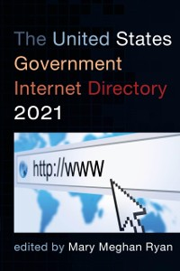 Cover United States Government Internet Directory 2021