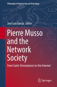 Cover Pierre Musso and the Network Society