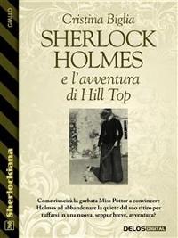 Cover Sherlock Holmes e l'avventura di Hill Top