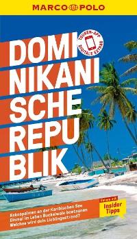 Cover MARCO POLO Reiseführer Dominikanische Republik