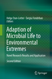 Cover Adaption of Microbial Life to Environmental Extremes