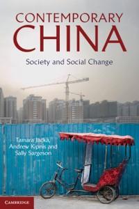 Cover Contemporary China