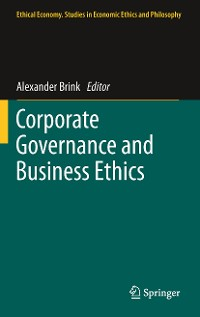 Cover Corporate Governance and Business Ethics