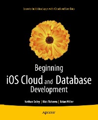 Cover Beginning iOS Cloud and Database Development