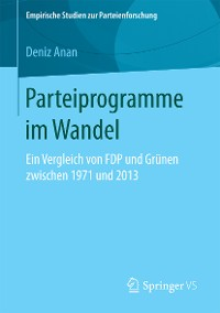 Cover Parteiprogramme im Wandel