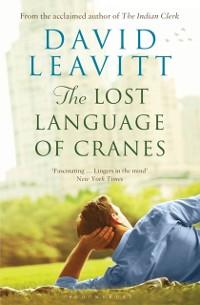Cover Lost Language of Cranes