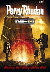 Cover Perry Rhodan Neo 91: Wächter der Verborgenen Welt