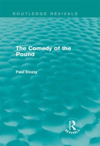 Cover Comedy of the Pound (Rev)