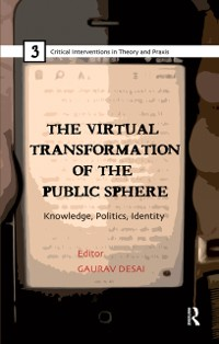 Cover Virtual Transformation of the Public Sphere