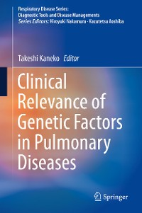 Cover Clinical Relevance of Genetic Factors in Pulmonary Diseases