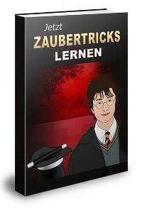 Cover Jetzt Zaubertricks lernen