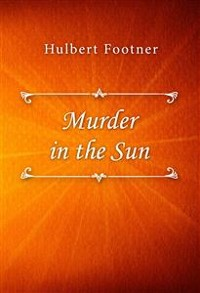 Cover Murder in the Sun