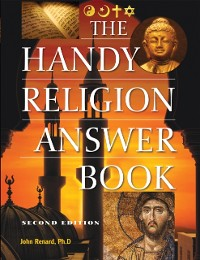 Cover Handy Religion Answer Book