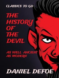 Cover History of the Devil as well Ancient as Modern