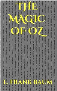Cover The Magic of Oz