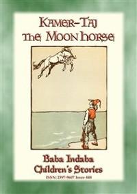 Cover KAMER-TAJ THE MOON HORSE - A Turkish Fairy Tale