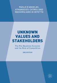 Cover Unknown Values and Stakeholders